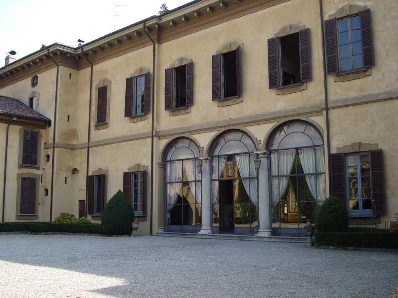 Villa Taverna Canonica Lambro - Triuggio (MB)