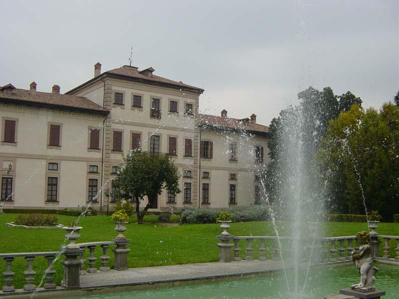 Villa Resta Mari - Vittuone (MI)