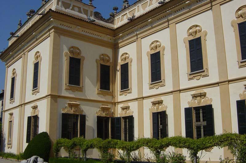 Villa Grifoni Sant'Angelo - Castello Gabbiano (CR)