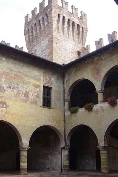 Castello di Malpaga - Malpaga (BG)