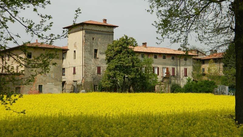 Castello di Lurano - Lurano (BG)