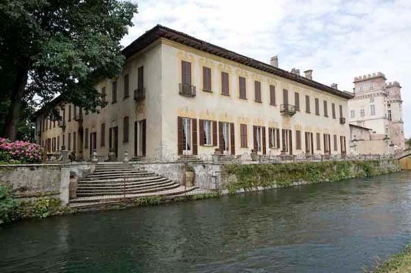 Villa Gaia Gandini - Robecco sul Naviglio (MI)