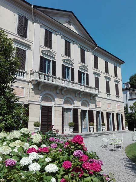 Villa Parravicini - Como