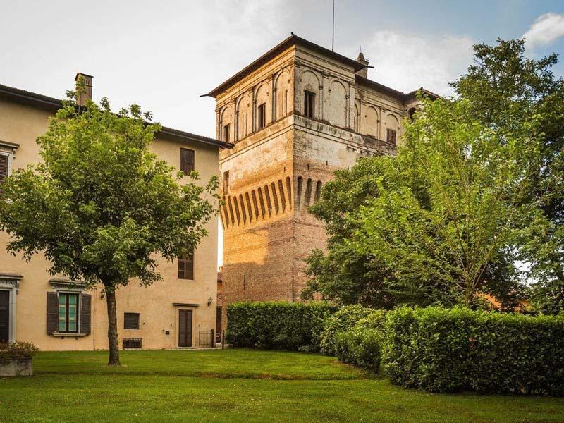 Palazzo Barbò - Torre Pallavicina (BG)