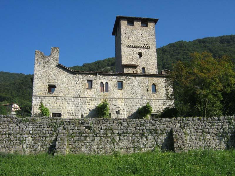 Castello Suardi di Bianzano - Bianzano (BG)