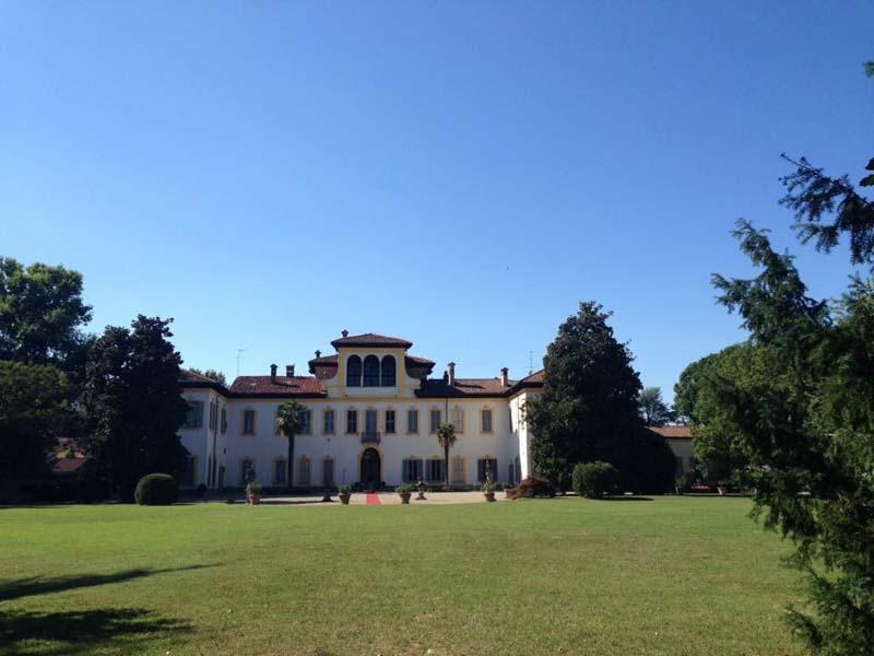 Villa Gromo di Ternengo - Robecco Sul Naviglio (MI)