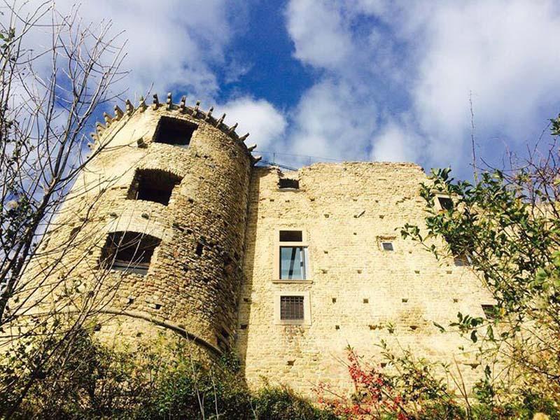 Castello Malaspina di Madrignano - Calice di Cornoviglio (SP)