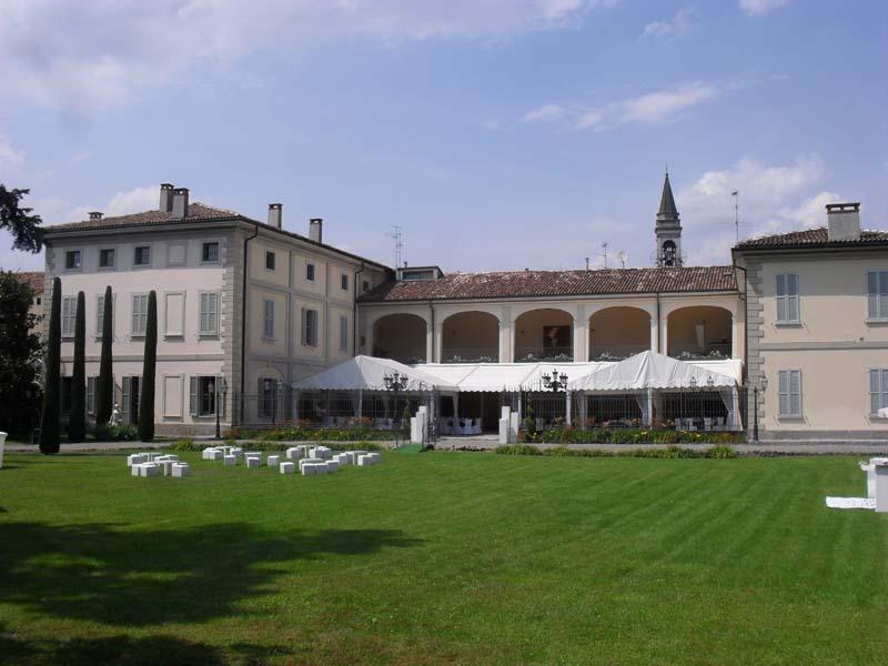 Villa Torri Morpugo - Calvenzano (BG)